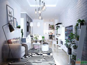 Thi công thiết kế nội thất chung cư trọn gói cần lưu ý những gì