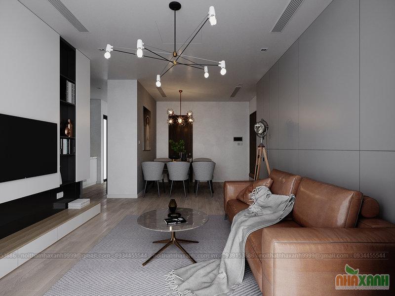 Sử dụng nội thất chung cư phù hợp