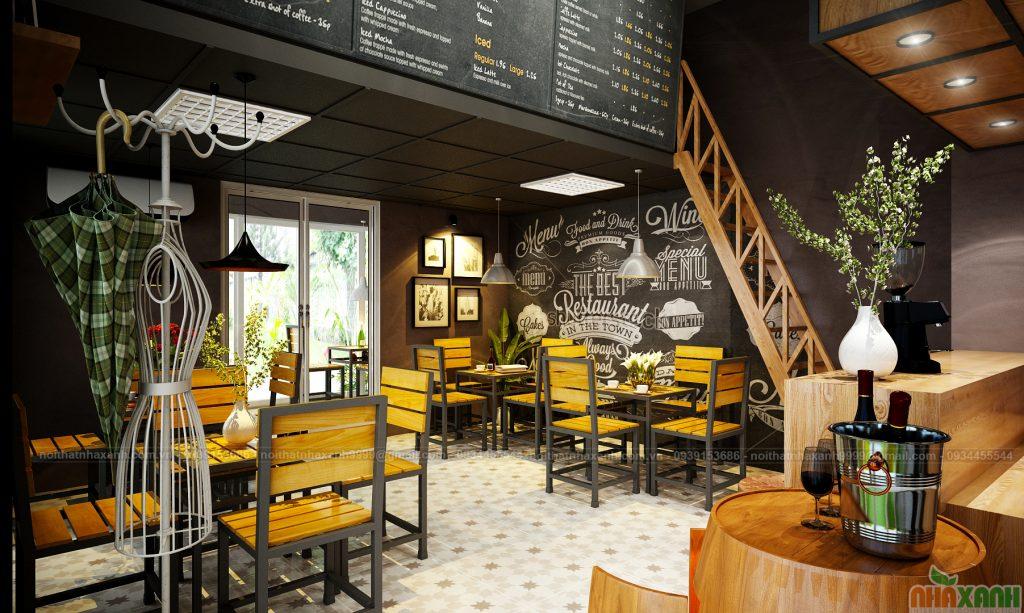 Thiết kế nhà hàng và những điều cần biết