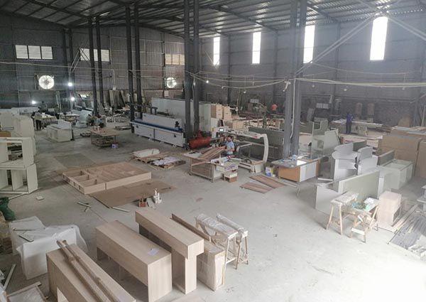 Lựa chọn đơn vị thiết kế nội thất trọn gói có nhà máy trực tiếp sản xuất