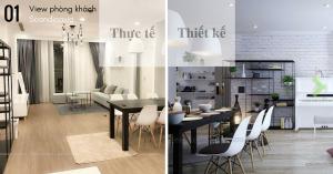 Thiết kế thi công nội thất cao cấp