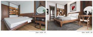 Thiết kế nội thất trọn gói hiện đại