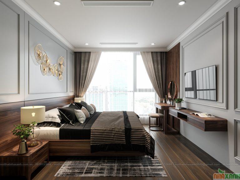 thi công thiết kế phòng ngủ giá rẻ