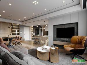 Tiêu chí lựa chọn đơn vị thiết kế nội thất Hà Nội uy tín chất lượng